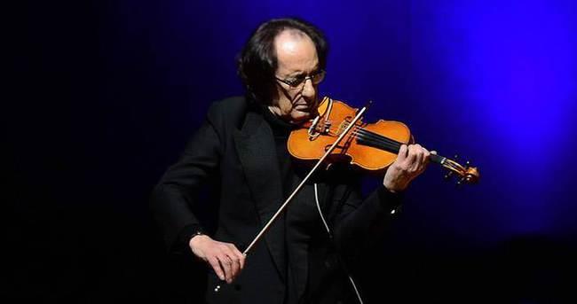 Farid Farjad İstanbul'da konser verdi