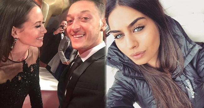Amine Gülşe'nin Mesut Özil itirafı