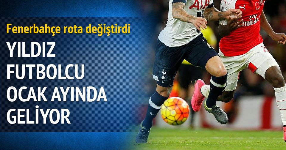 Fenerbahçe'de rota Joel Campbell