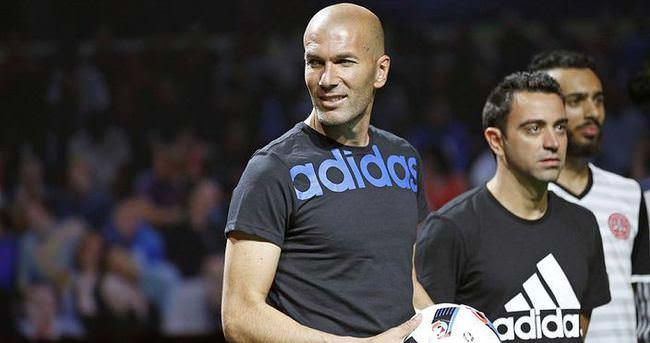 Galatasaray'dan Zidane bombası!