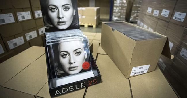 Adele şoku!