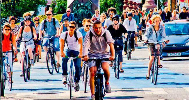 Bisikletliler ayrıcalıklı olacak