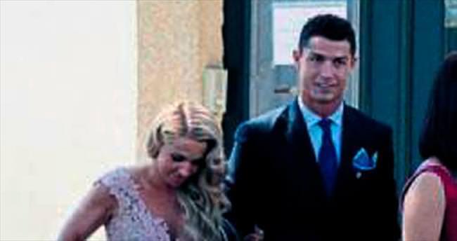 Ronaldo'nun tesellisi Marisa