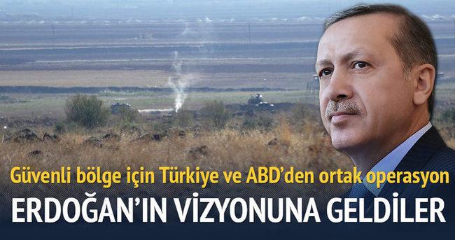 Erdoğan'ın vizyonuna geldiler