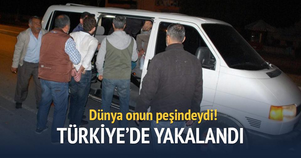 DAEŞ militanı Türkiye'de yakalandı