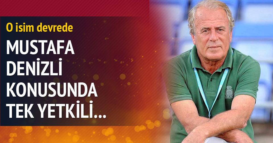 Galatasaray Mustafa Denizli isminde birleşti