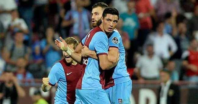 Trabzonspor, moral arıyor