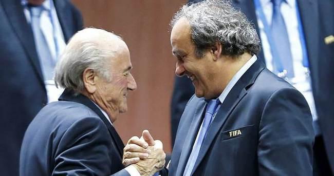 FIFA'dan Blatter ve Platini raporu