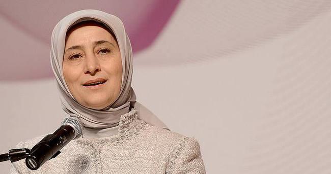 Sare Davutoğlu'ndan Dağdemir'in ailesine taziye telefonu