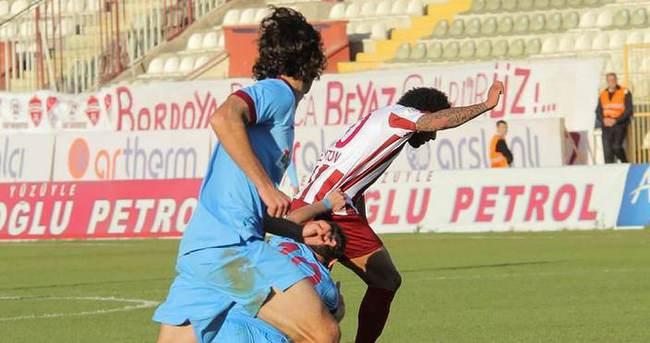Vartaş Elazığspor-1461 Trabzon: 2-0
