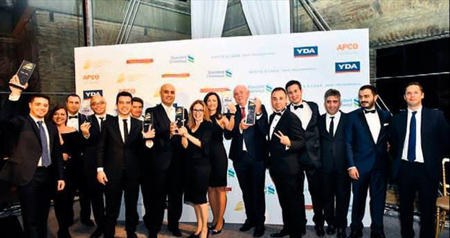 YDA Group 6 ödülle gecenin yıldızı oldu