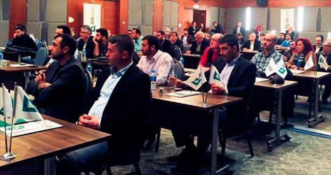 ALB Forex'in yatırım seminerine yoğun ilgi