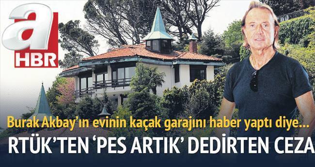 RTÜK'ten 'Pes artık' dedirten ceza