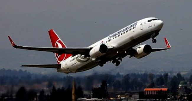 THY uçağına bomba ihbarı yapıldı