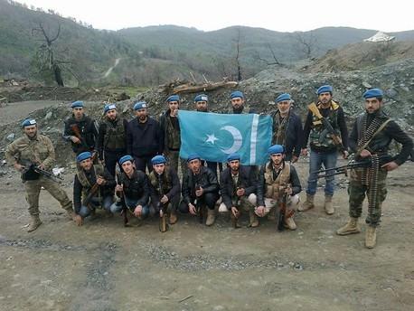 Türkmenler ateş altında