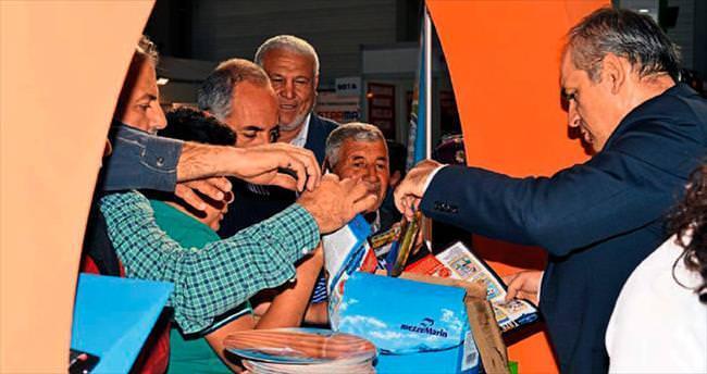 Dünya Balıkçılık Günü ilk kez Adana'da kutlandı
