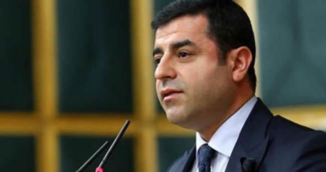 Selahattin Demirtaş'a saldırı iddiası