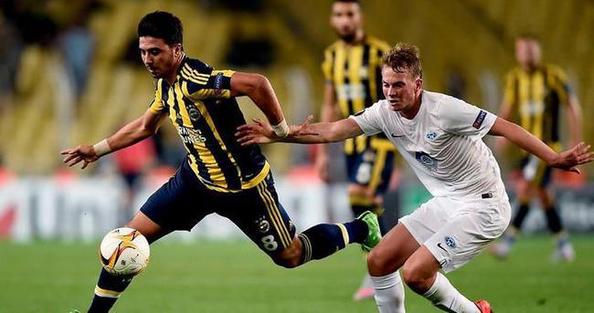 Fenerbahçe'ye Çek hakem