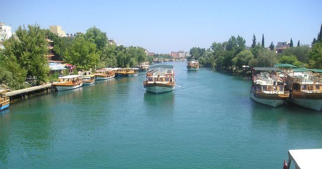 Manavgat Irmağı'nda bebek cesedi bulundu