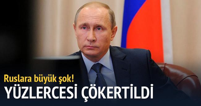 Yüzlerce Rus sitesi hacklendi