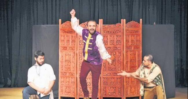 Yenimahalle'de Shakespeare rüzgârı