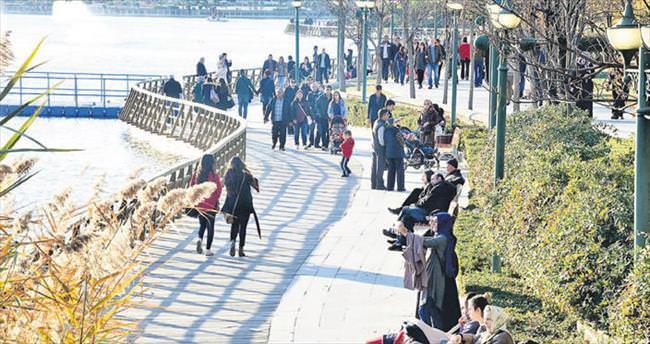 Ankaralılar pastırma yazının tadını çıkarıyor