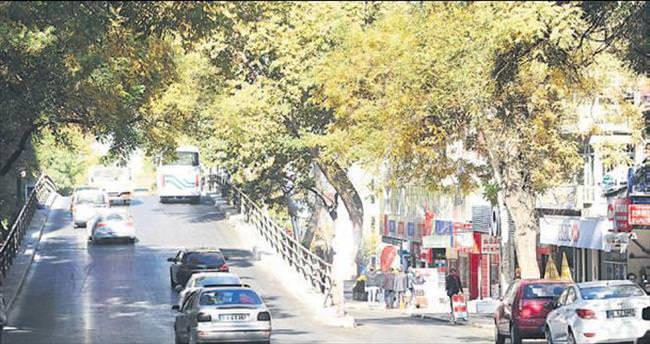 Mithatpaşa Caddesi trafiğe açıldı