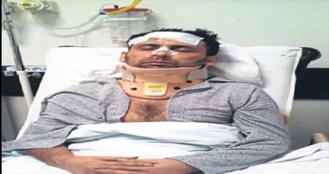 Gazeteci Durna ölümden döndü