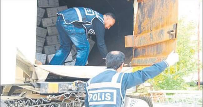 Gaziantep'te zehir tacirlerine darbe