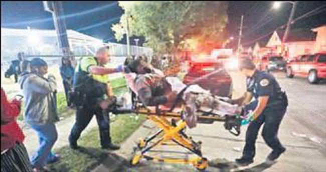 Eli silahlı iki grup çatıştı: 16 yaralı