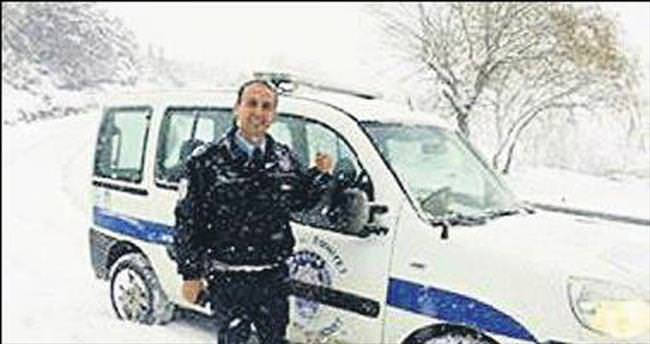 Siverek'te polis aracına PKK'dan kaleş saldırı: 1 şehit, 1 Yaralı