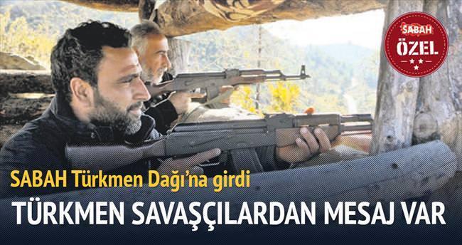 'Esad düşer ama bu dağ düşmez'