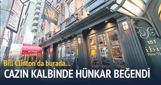 New York'un kalbinde Türk yemekleri