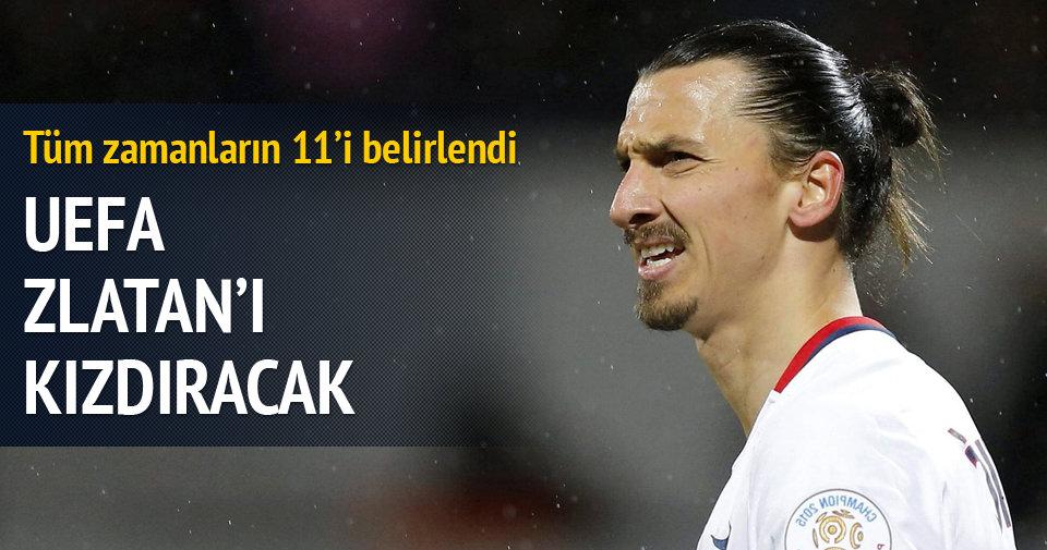 UEFA, Zlatan'ı kızdıracak!
