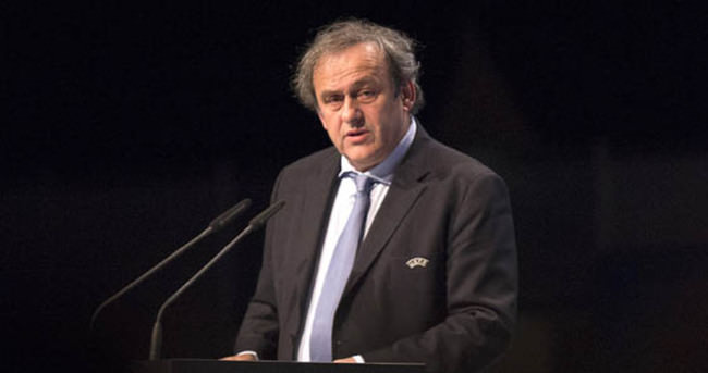 Platini FIFA'dan ömür boyu men edilebilir