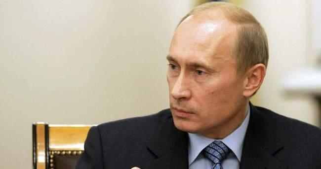 Putin'den küstah açıklama