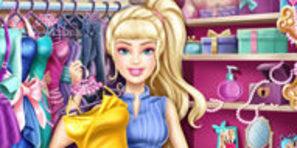 Barbie'nin Saklı Gardrobu