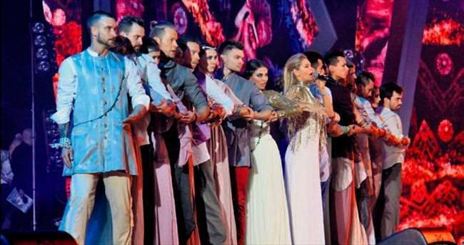 Rusya'daki Altın Gramofon Ödülleri'ne Türk imzası