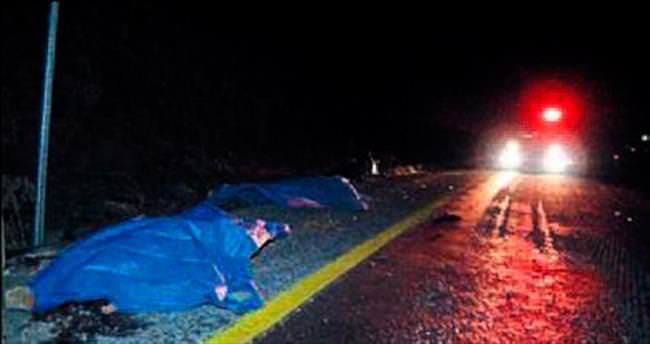 İki genç motosiklet kurbanı