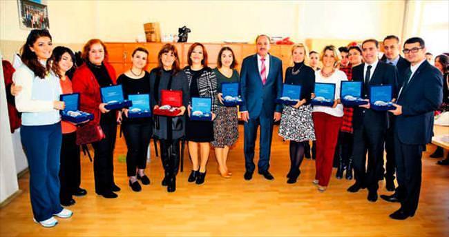 Gölbaşı Belediyesi'nden Öğretmenler Günü hediyesi
