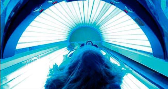 Kanser riski solaryumu azalttı