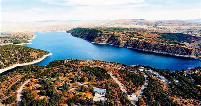Ankara'nın 1.5 yıllık içme suyu var