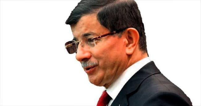 Davutoğlu: Uluslararası hakkımız, ulusal görevimiz