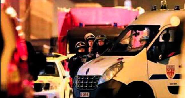 Fransa'yı alarma geçiren rehine krizi