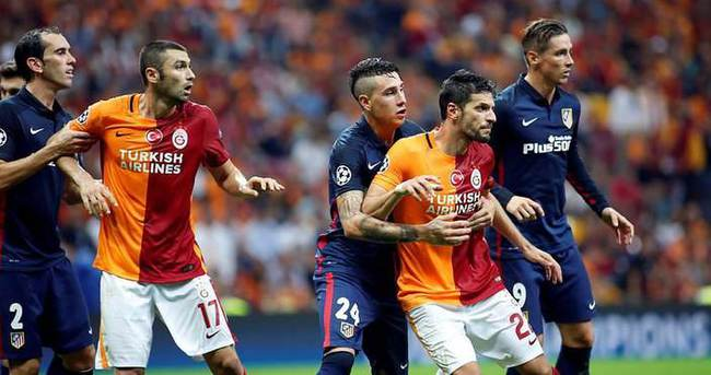 Atletico Madrid - Galatasaray maçı ne zaman saat kaçta hangi kanalda?