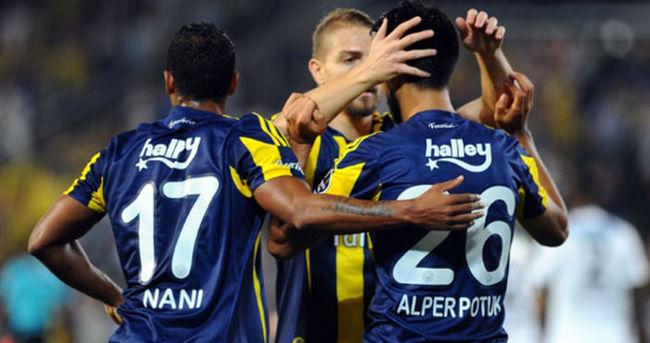 Fenerbahçe suni çimde oynayacak