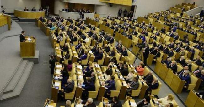 Soykırımı inkar yeniden Rus meclisinde