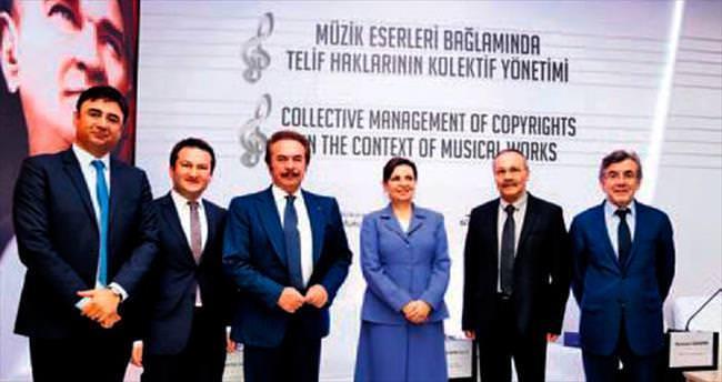 Müzik dünyası Ankara Hukuk Fakültesi'nde buluştu
