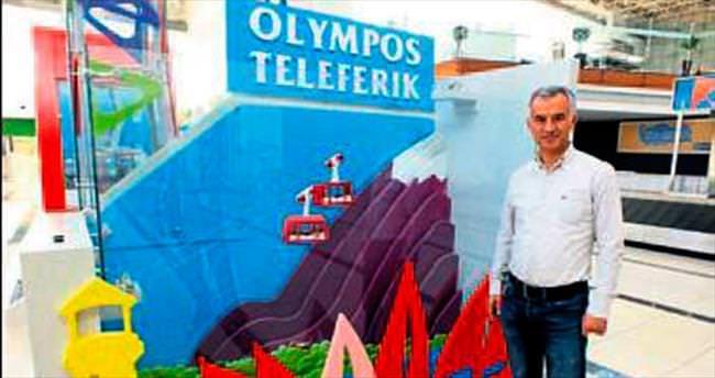 Teleferikten EXPO tanıtımı