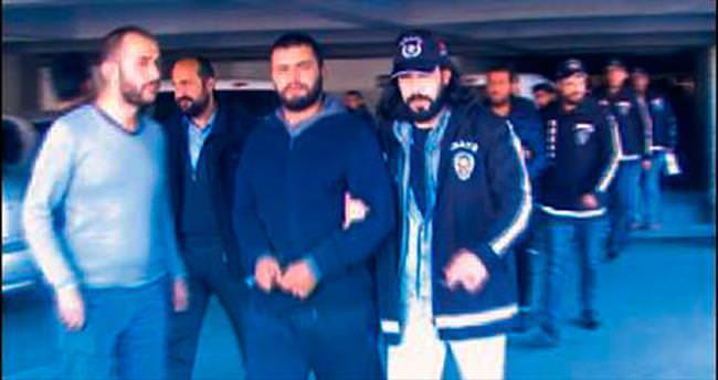 Adliye saldırısı için 5 tutuklama kararı